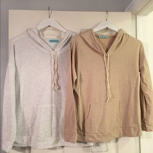 2 Soft Madison Hoodies