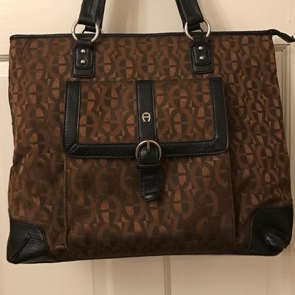 Etienne Aigner Handbags - Etienne Aigner large bag 46be77d780