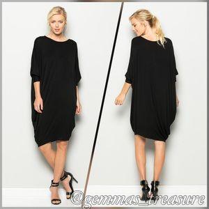 BLACK { LBD} All Season Stylish Dress