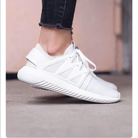 le adidas tubulare sz 75 poshmark tennis