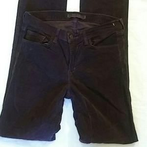 J Brand Corduroy Pants Sz 27
