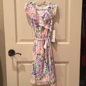 Blush by Us Angels Other - Girls multi colored dress