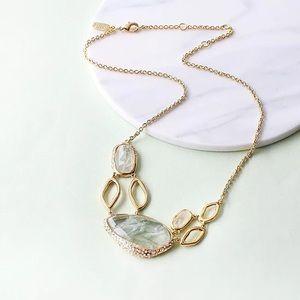 Alexis Bittar Jewelry - ⚡️SALE⚡️new Alexis Bittar multi stone necklace