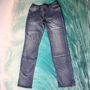 ⚡️Sale⚡️Chico's Platinum Denim Skinny Jeans