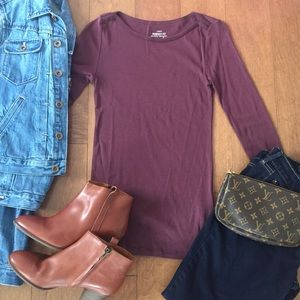 J. Crew Perfect Fit Tee