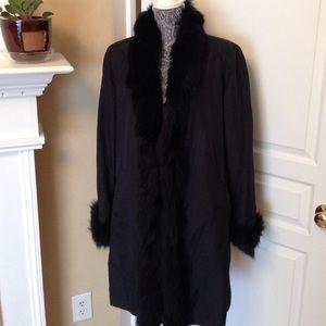 Dana Buchman Winter coat