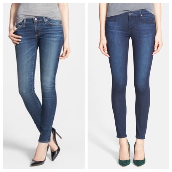 7aafeeacc277 AG Adriano Goldschmied Jeans | Ag The Legging Super Skinny Fit ...