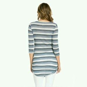 Blossom Dresses - 🆑*ONE LEFT! *Striped Top or Dress!*🆑