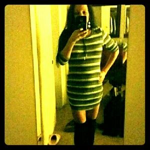 *Striped Top or Dress!*