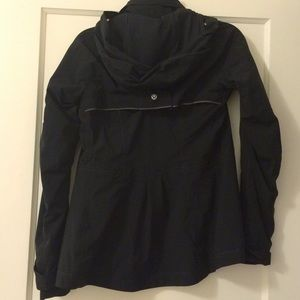 Lululemon Black Lightweight Running Jacket