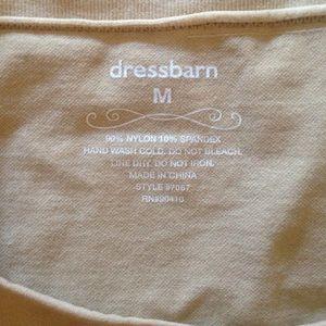 cb282d104d Dress Barn Intimates   Sleepwear - Nude dress slip