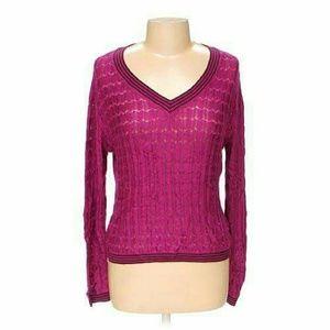 missoni Tops - Missoni v-neck top sweater