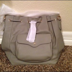 Pink Haley Handbags - •Bucket Bag•