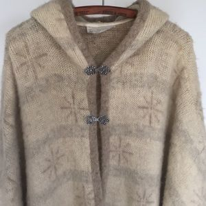 Jackets & Blazers - Wool poncho from Iceland