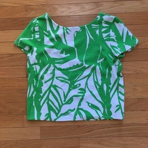 Lilly for Target Crop Top