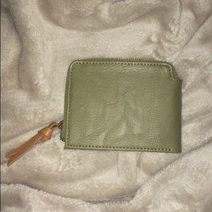 Handbags - Olive green wallet