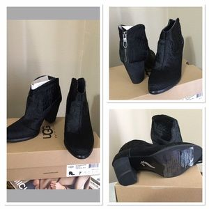 Brand New UGG Booties Size 7