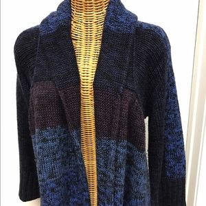 Wool blend size small cardigan