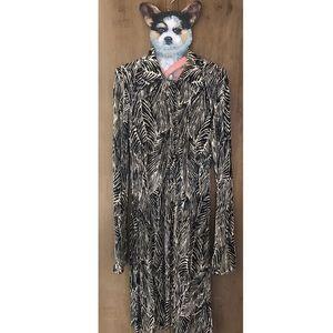 Diane von Furstenberg Dresses & Skirts - Diane Von Furstenberg Vintage Button Down Dress