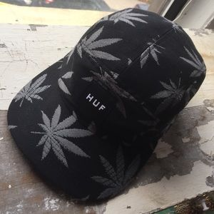 HUF Accessories - HUF plant life 5 panel