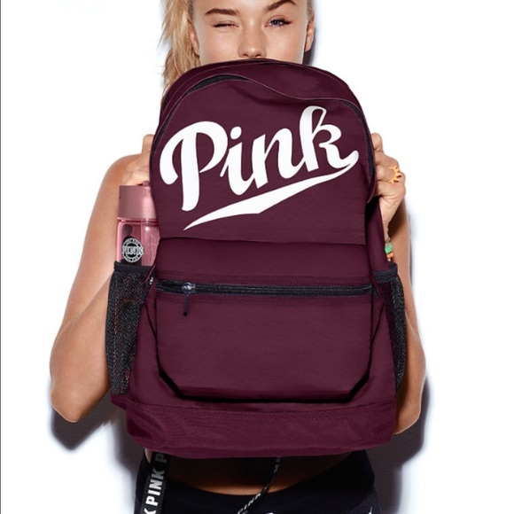 PINK Victoria's Secret - VS PINK Campus Backpack from M's closet ...
