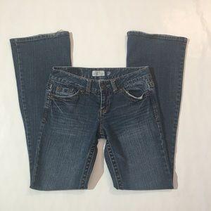 Aéropostale Hailey Skinny Flare Jeans