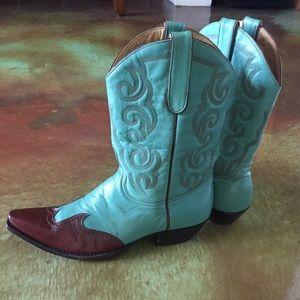 Old Gringo Shoes - Gorgeous Authentic Old Gringo Boots, Size 9