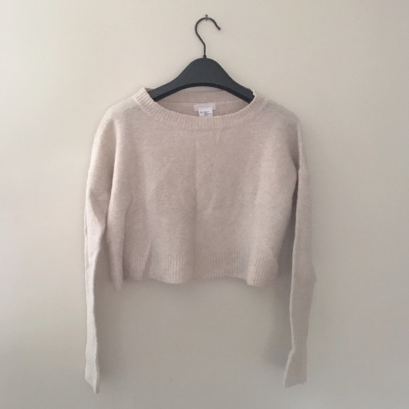 Urban Outfitters Sweaters Uo Cooperative Perfect Pullover Crop