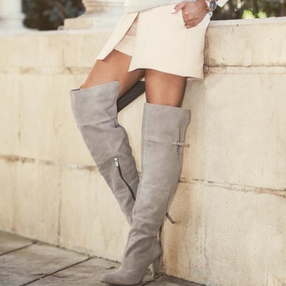 811489fae1d Chinese Laundry Center Stage Over The Knee Boots