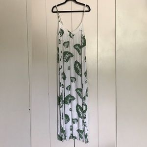 Rachel Pally Leaf Maxi Dress