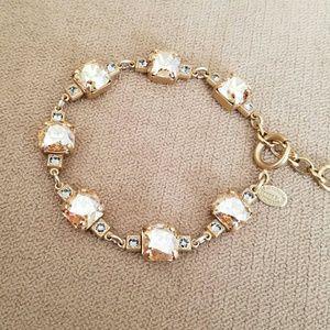 Catherine Popesco Jewelry - Medium stone bracelet