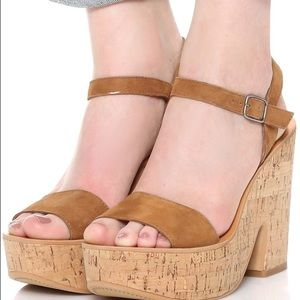 "Dolce Vita Shoes - Dolce Vita ""Randi"" Platform Sandal"