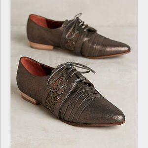 Anthropologie Shoes - Anthropologie Luiza Perea Manaus Oxfords