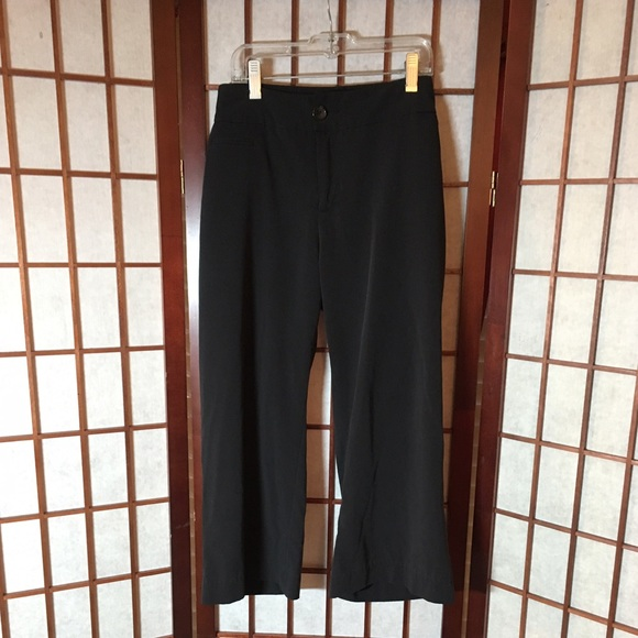 Mossimo Supply Co. - Black Dressy Capris from Mom's closet on Poshmark