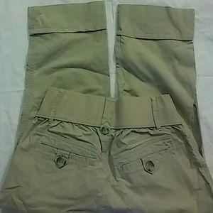 Old Navy Capri Maternity Pants Size XS