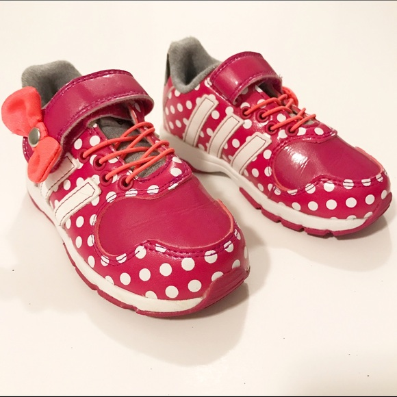 Adidas zapatos zapatillas de deporte poshmark Ortholite Minnie Mouse