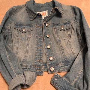 GB Denim Jacket. Size L. NWOT.