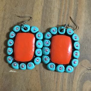 Jewelry - Clay Earrings