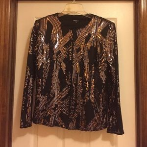 Tops - Evening jacket and shell