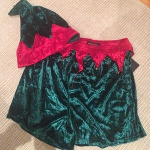 Intimo Other - Cute Elf shorts and hat