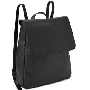 636e8d0c4ba5 Old Navy Bags - NWT Old Navy Black Faux Leather Backpack