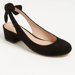 NEW IN BOX Sole Society Suede Pumps