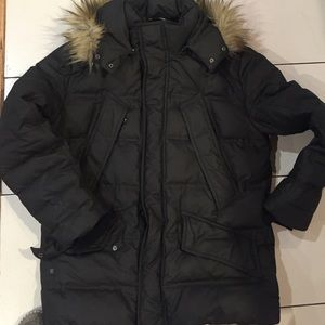 Black Brown 1826 Other - Black & Brown brand down winter coat
