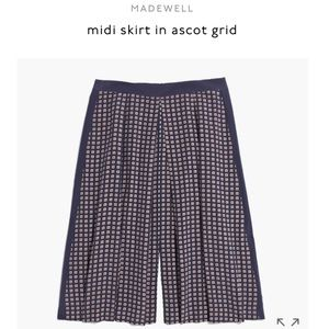 Madewell Dresses & Skirts - 30% OFF BUNDLES Madewell 100%SILK Ascot Midi Skirt