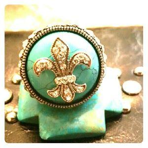 Jewelry - Fleur-de-lis  Ring