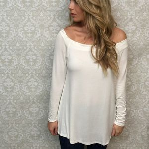 Snow White off shoulder top