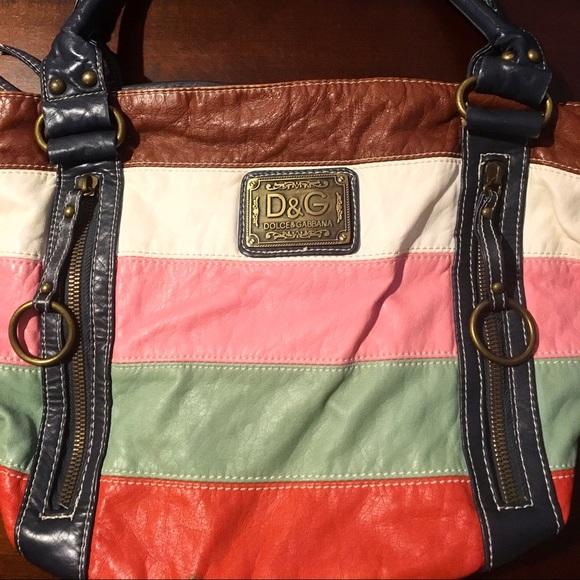 5583e8fa0c7d Dolce   Gabbana Handbags - 💎🎁Lovely Vintage Dolce   Gabbana handbag🎁💎