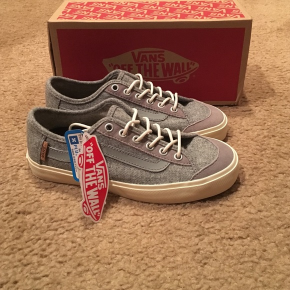 a15a1d8b472e32 Vans Happy Daze SF Wool sneakers VN00019Q7Y8