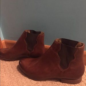 Brand new wolverine booties