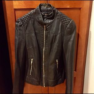 Express Jackets & Blazers - Express (Minus the) Leather Jacket